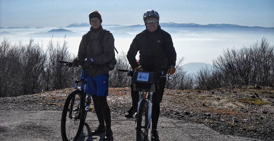 Custom MTB cycle tours on Pilio / Pelion, Greece