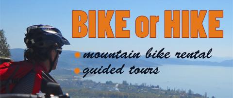 Bike hire tours, Pilio Pelion