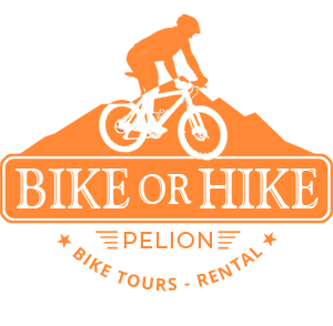 Bike tours, hiking, group activities and bike rental, Pelion, Greece